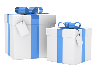 Free–Of–Charge Gifts for all of Your websites
